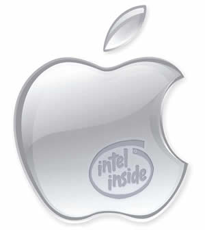 Apple intel inside